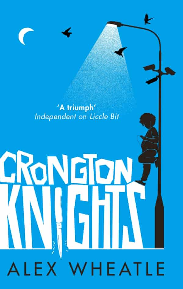 Crongton Knights by Alex Wheatle cover