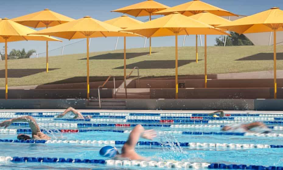 Prince Alfred Park, Sydney pool