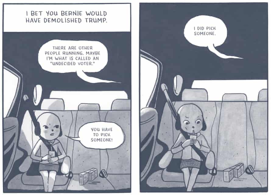 'There is sweetness here': a strip from Off Season
