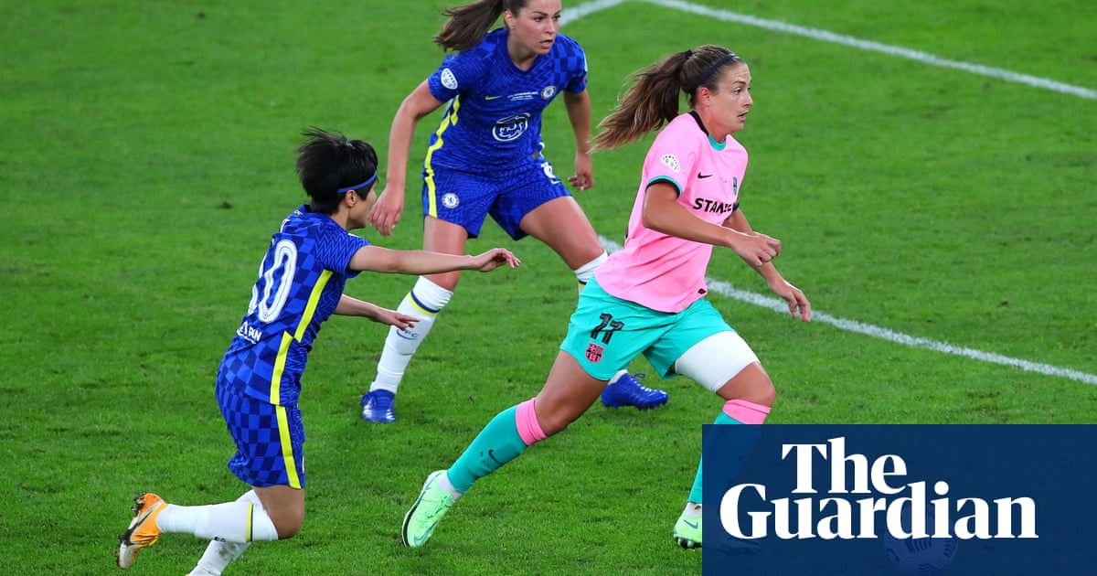 Overdue group stage gives Women's Champions League chance to shine