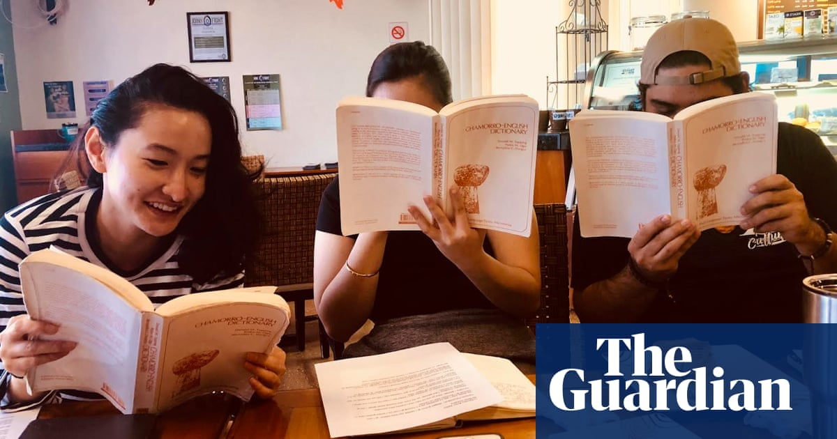 'It restores my soul': pandemic offers unexpected boon to Guam indigenous language learners