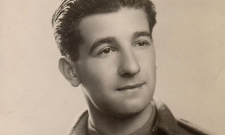 Family handout photo of Harry Shindler