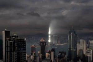 Hong Kong – the International Commerce Centre