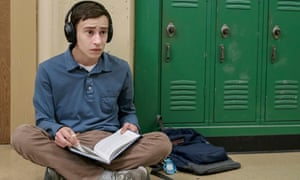 Keir Gilchrist in Atypical.