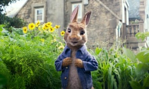 Genuinely harrowing … Peter Rabbit, due to be released in 2018.