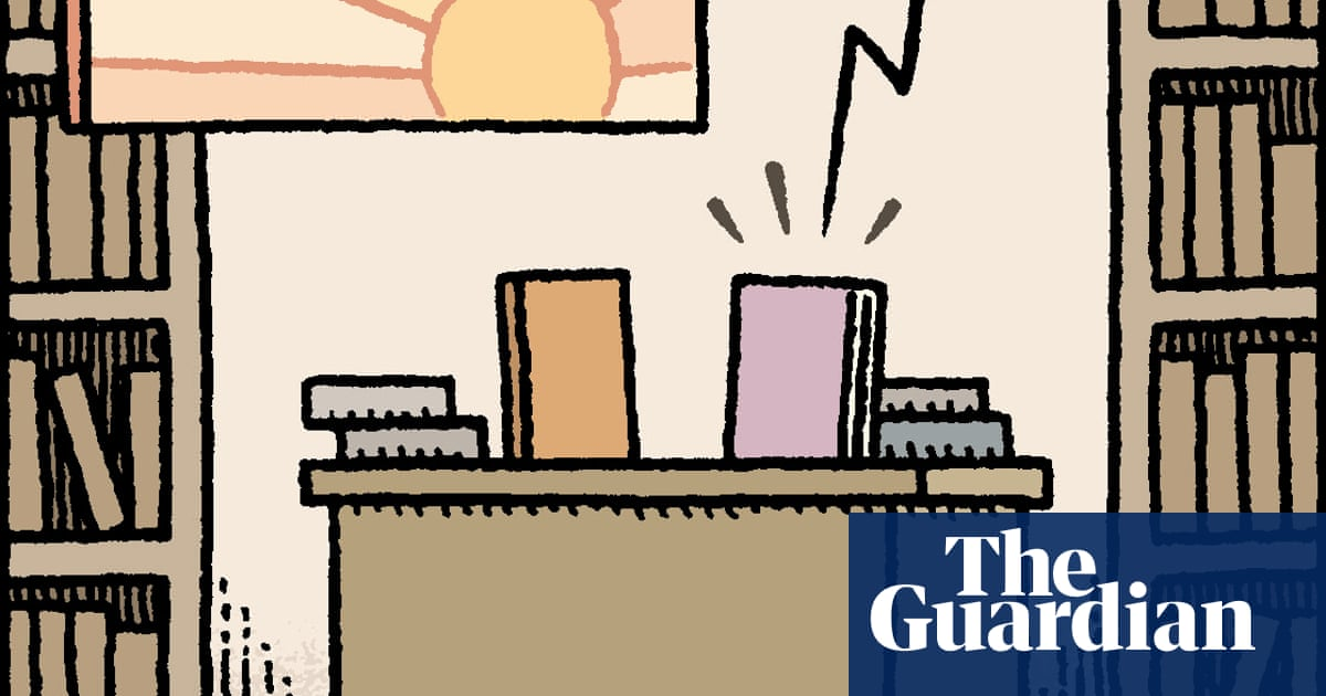 Tom Gauld imagines the summer reads table in your local bookshop – cartoon