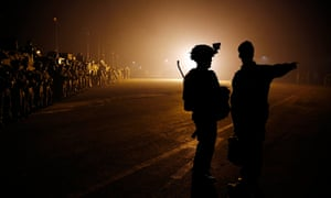 French soldiers in Bangui, Central African Republic, in December 2013. French troops have been accused of sex abuse there. <br><br>