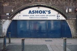 Ashok's, 28 Brixton Station Road.