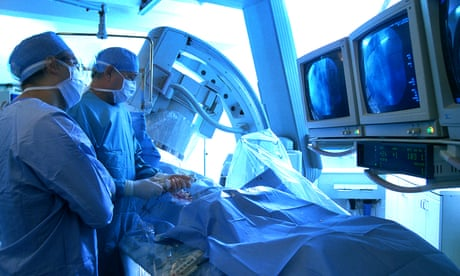 Cardiac patients 'at risk because of cancelled procedures' in England