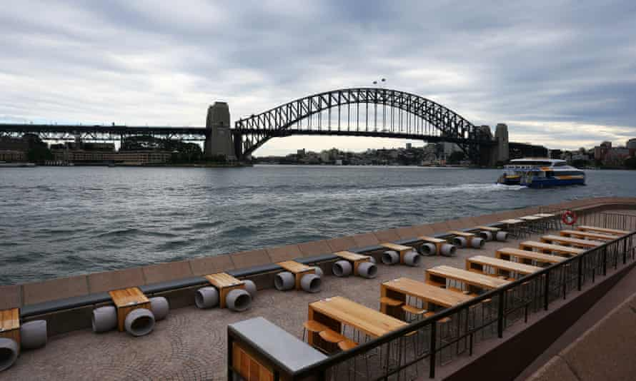 Sydney Covid lockdown