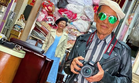 Taiwan's Chang Wan-ji, 83, and Hsu Sho-er, 84, have racked up nearly 600,000 followers on Instagram in the last month.