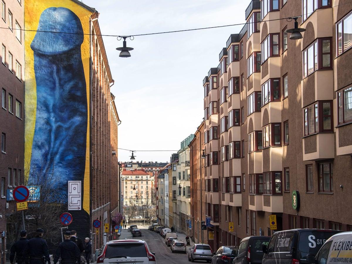 blue fox stockholm