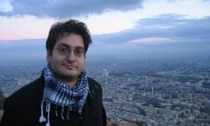 Abdulrazzak in Damascus 2008