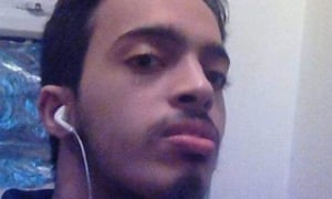 Image of Muhammed Fathi Abulkasem posted on Facebook by family member