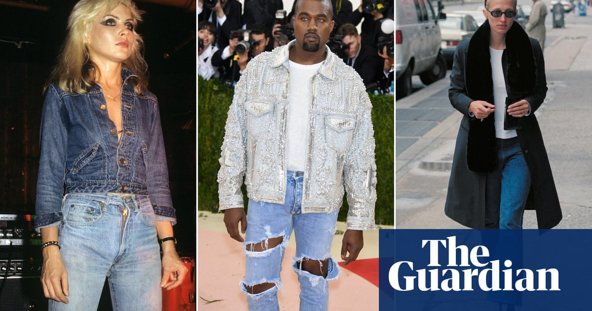 RIP skinnies. What's next for jeans?