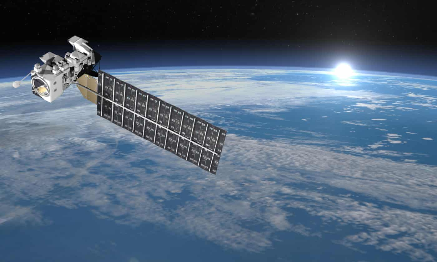 ESA's plan to tackle space debris: hug it out