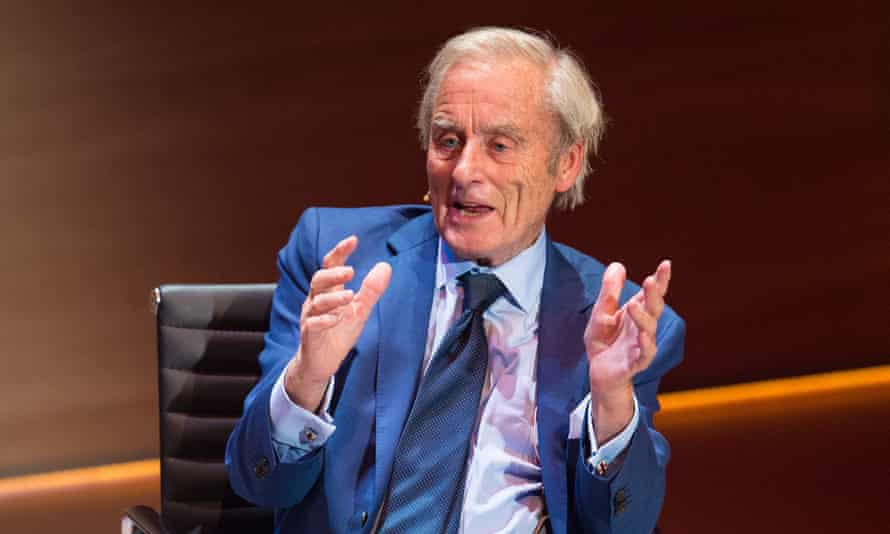 Sir Harold Evans, a British-born journalist and writer who was editor of the Sunday Times from 1967 to 1981.