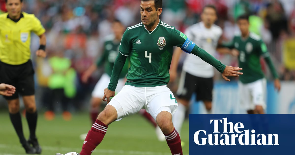 9f0992cc4 No logo  why World Cup sponsors are boycotting Mexico s star Rafael Márquez.  The player has ...