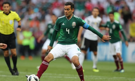 4219a27a093 No logo: why World Cup sponsors are boycotting Mexico's star Rafael Márquez