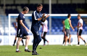 Can Bristol Rovers manager Darrell Clarke inspire his team to a third straight promotion?