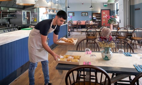 OKN1, London: 'These students are our future' – restaurant review