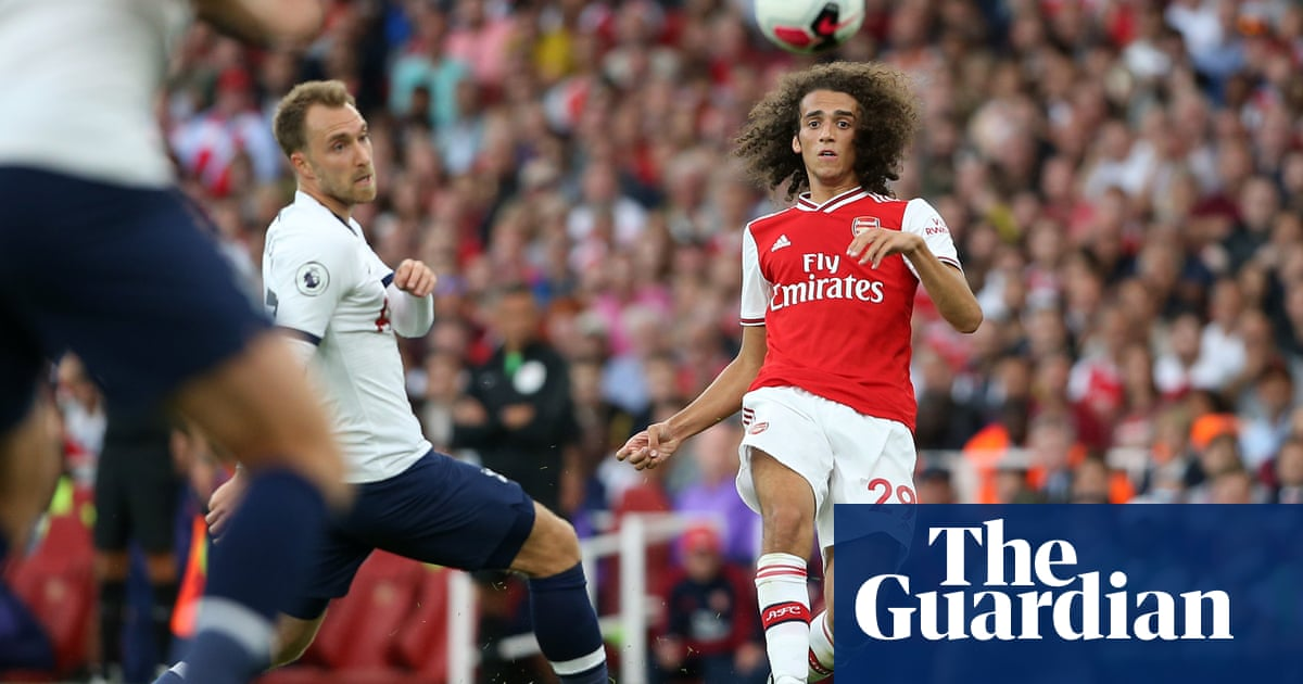 Arsenal's Matteo Guendouzi can thrive if he heeds cautionary tales