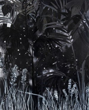 "For the artist, ""blackness"" has become indicative of deficiency, or absence. She sees her works as a means to reposition the colour black as a materia prima. 'It is the place from which gold and precious materials are mined, and in which stars and planets are born,' Viktor has said"