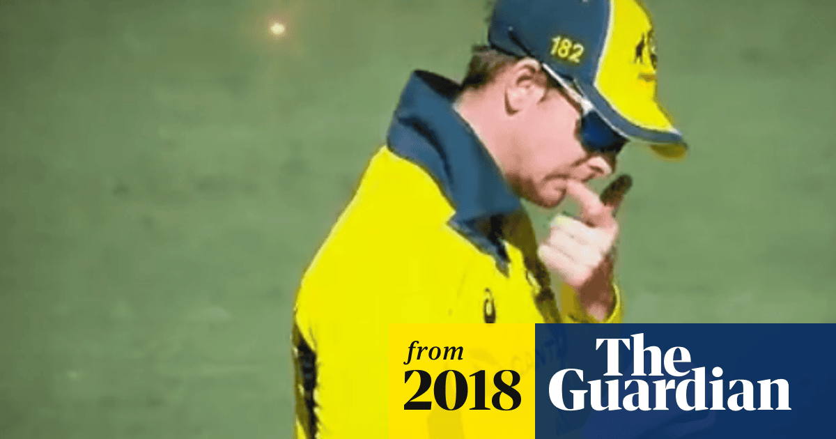 Steve Smith Denies Ball Tampering After Australia Captain Is