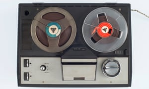 'For blind kids, tape recorders would trump cameras every time.'