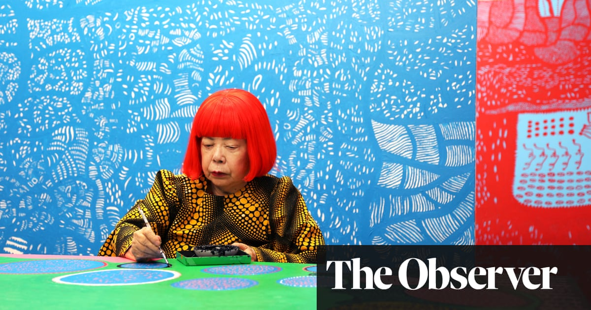 Yayoi Kusama: the world's favourite artist?