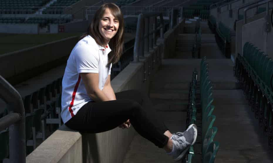England fly-half Katy Daley-Mclean will win her 100th cap and captain her side against the USA on Friday.