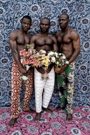 Untitled (Musclemen series), 2012