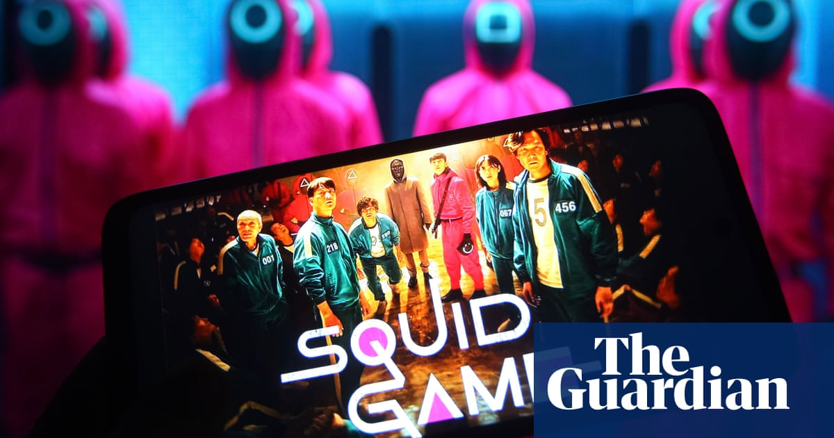 TechScape: From Friends to Squid Game – why Netflix viewing figures matter