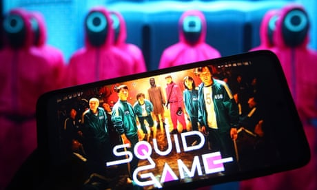 The South Korean drama Squid Game has become a global sensation for Netflix.