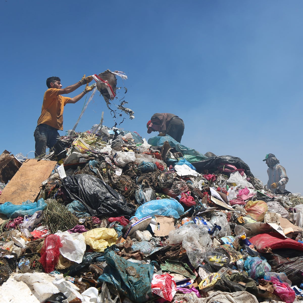 Turkey's plastic waste imports from the UK are booming – but at ...