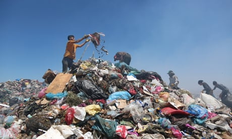 UK plastics recycling industry under investigation for fraud and