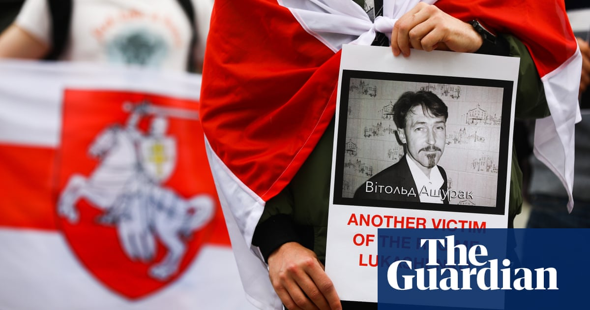 'Persecuted, jailed, destroyed': Belarus seeks to stifle dissent