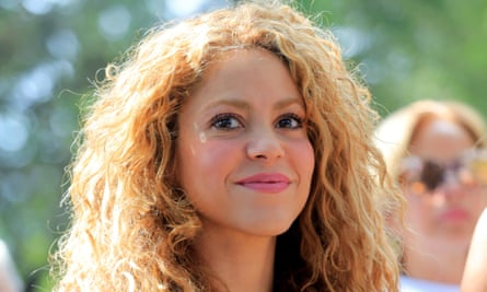 Shakira appeared in the Paradise Papers.