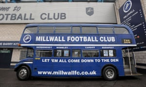 The plan to evict Millwall from their land around The Den by compulsory purchase order was abandoned last month.