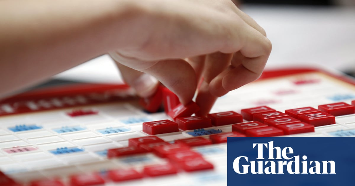 Yowza 300 New Words Added To Scrabble Dictionary Games The Guardian