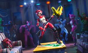 Why can't people stop playing Fortnite? | Games | The Guardian