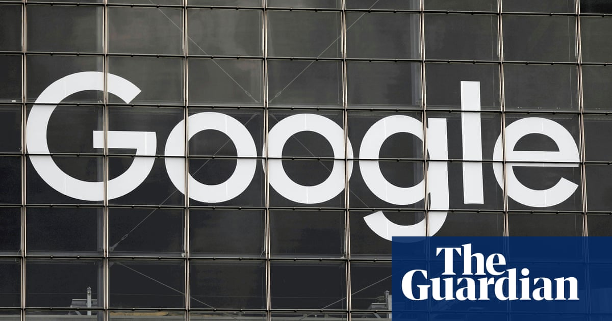 Google appeals against €500m French fine in news copyright dispute