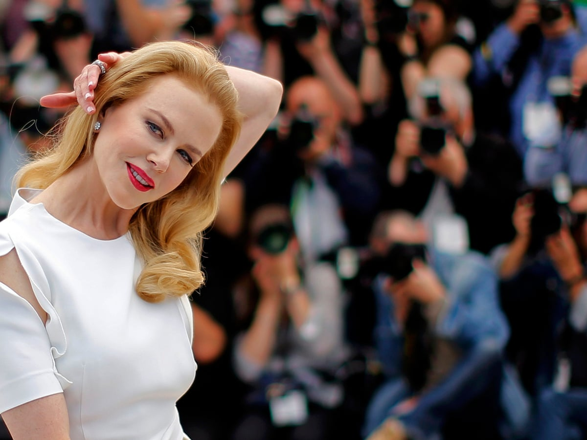 Nicole Kidman In Cannes Her Tortuous Journey To Queen Of The