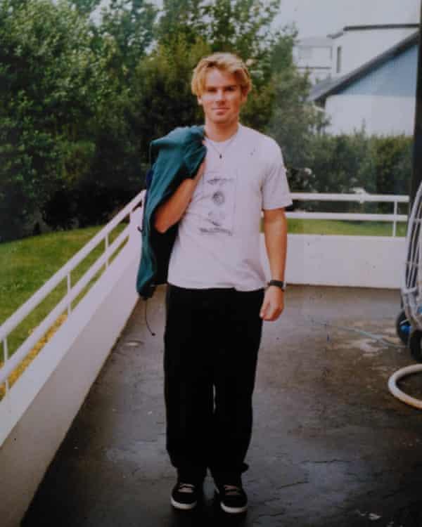 Tom Stranger in 1996.