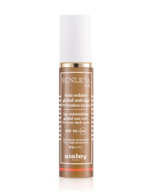 Sisley Sunleÿa G E Anti-Aging Sun Care SPF 30, £180, sisley-paris.co.uk