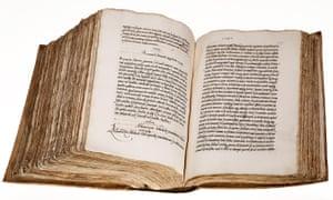 The Libro de los Epítomes.