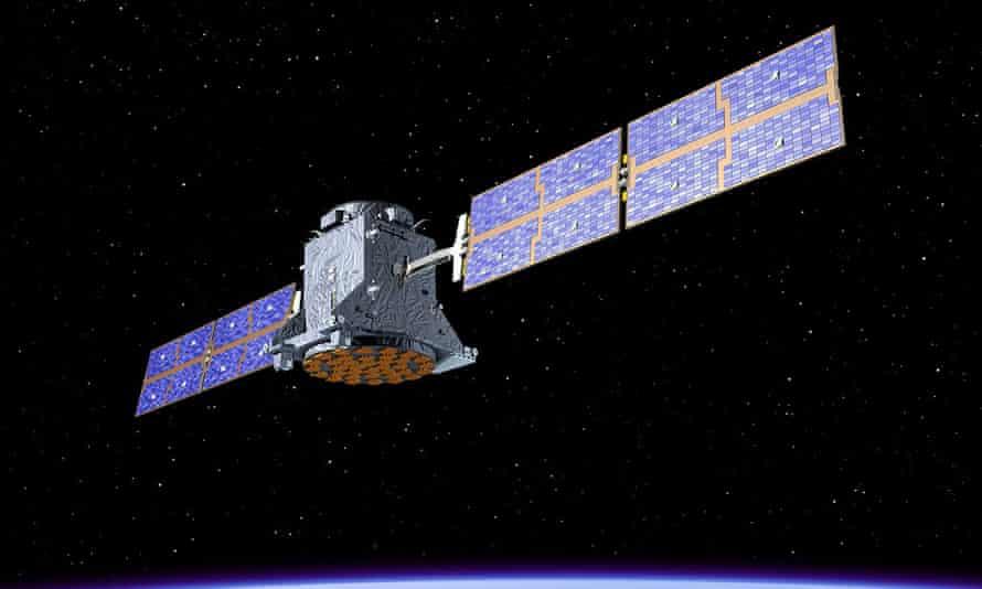 EU's Galileo satellite