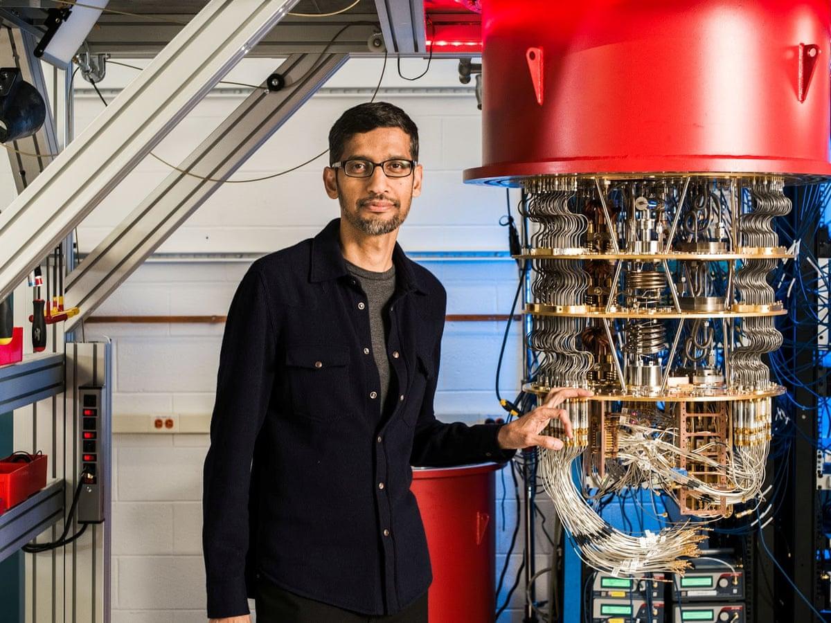 Google claims it has achieved 'quantum supremacy' – but IBM ...