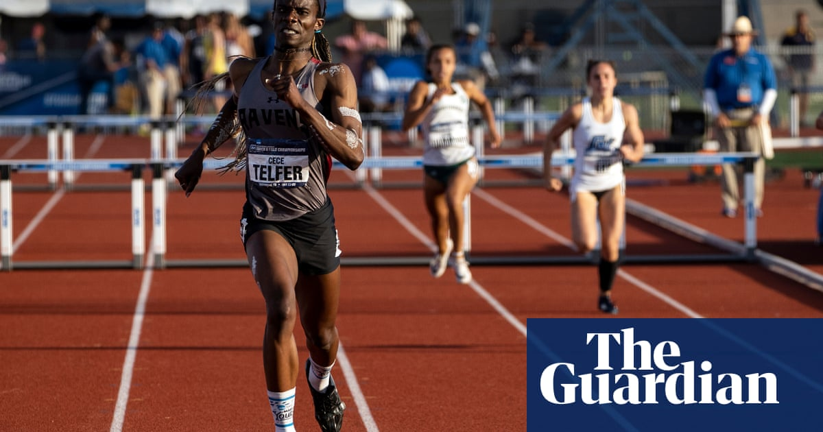 Transgender runner CeCe Telfer ruled ineligible for US Olympic trials