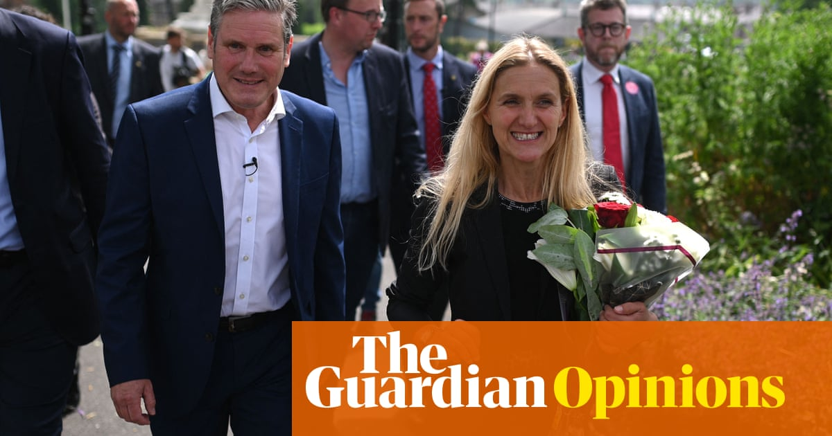 Labour's byelection victory was a strike against the politics of division